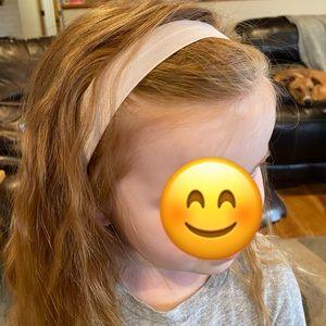 Toddler headband